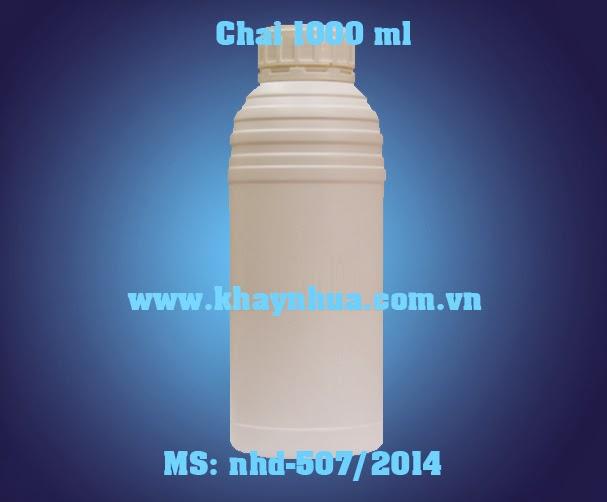 Chai nhựa 1000ml