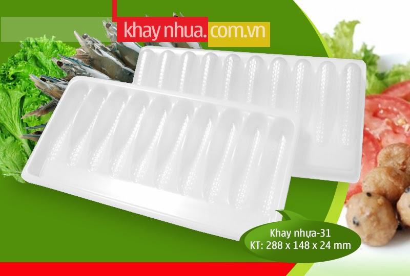 Khay Nhựa định hình 31