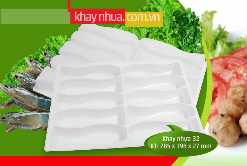 Khay Nhựa định hình 32