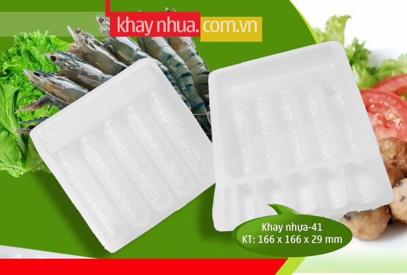 Khay Nhựa định hình 41